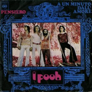 Pensiero, primo grande successo dei Pooh negli anni '70