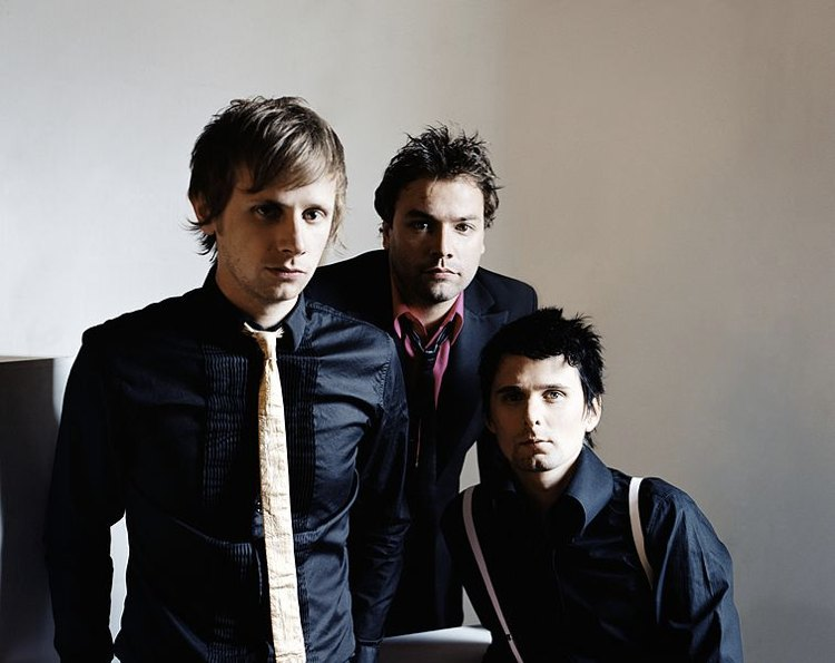 I Muse (foto Warner Music Sweden)