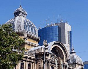 Antico e moderno si mescolano a Bucarest