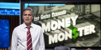 George Clooney, attore e regista, in Money Monster della collega Jodie Foster