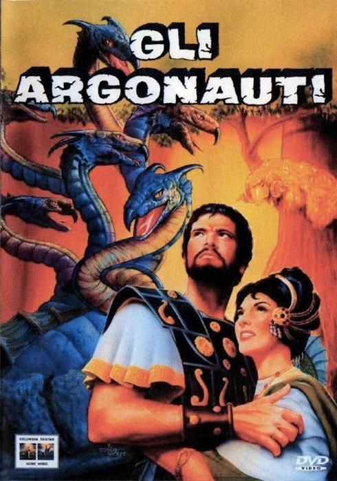 Gli Argonauti, film cult del 1963