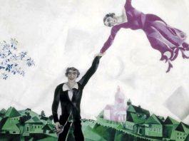 Alla scoperta di La passeggiata, capolavoro di Marc Chagall