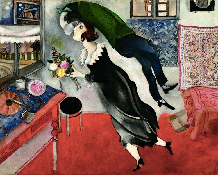 Il compleanno di Marc Chagall