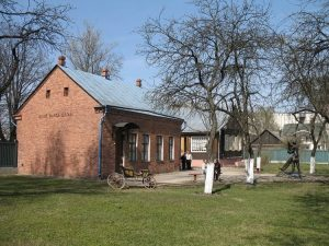 La casa-museo di Chagall a Vitebsk (foto di Paju via Wikimedia Commons)