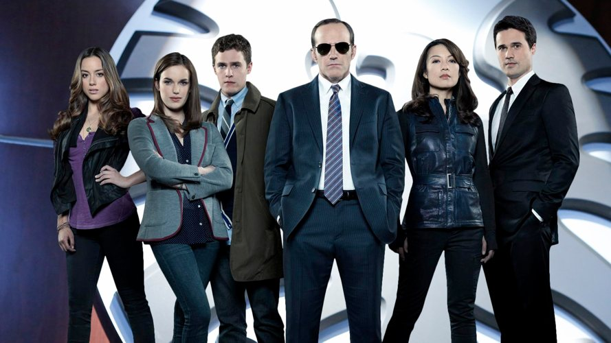 Il cast di Agents of S.H.I.E.L.D., la pietra angolare del Marvel Cinematic Universe in TV