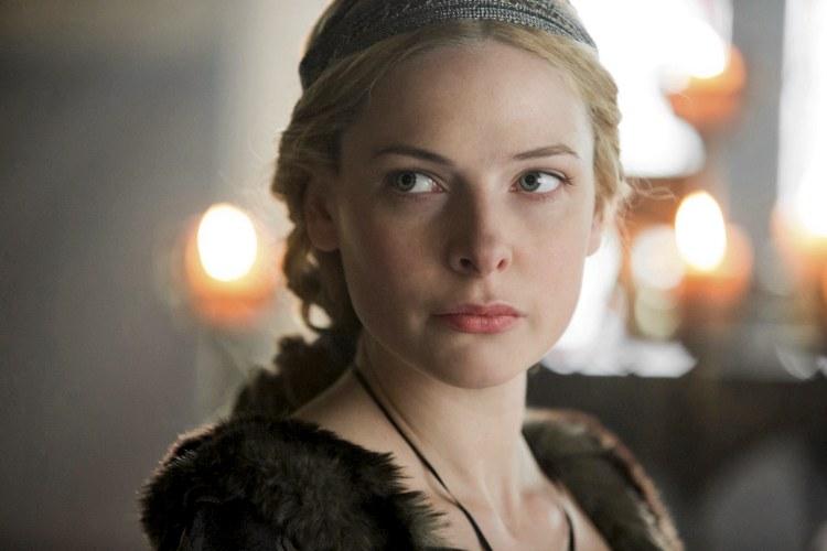 Rebecca Ferguson, attrice di padre svedese e madre britannica