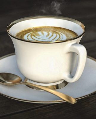 L'importanza di una bella tazza di caffè, anche solo per dare il buongiorno con le immagini