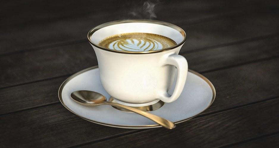 L'importanza di una bella tazza di caffè