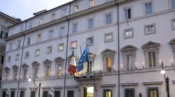 Palazzo Chigi, dove hanno lavorato molti nel nostro elenco dei Presidenti del Consiglio