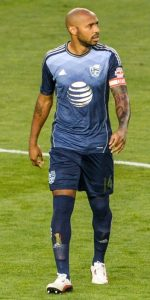 Thierry Henry nella MLS americana (foto di Warrenfish via Wikimedia Commons)