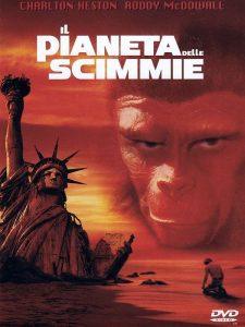 Il pianeta delle scimmie, uno dei primi film post-apocalittici