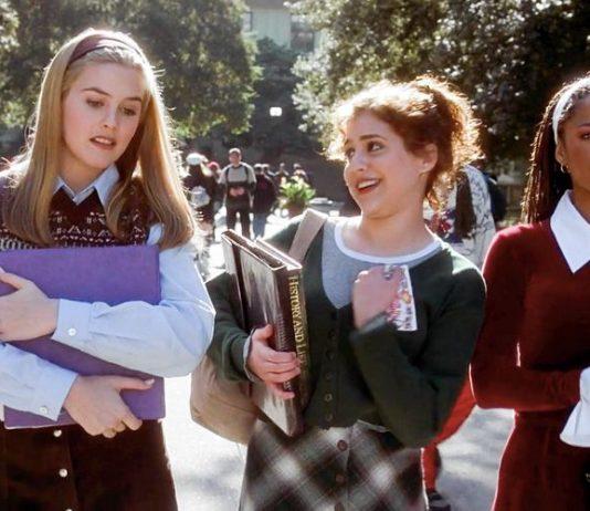 Il lungo elenco dei film di ragazze al liceo, compreso Ragazze a Beverly Hills