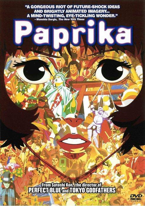 Paprika, anime di grande impatto