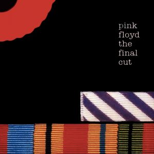 La copertina di The Final Cut, album del 1983 dei Pink Floyd