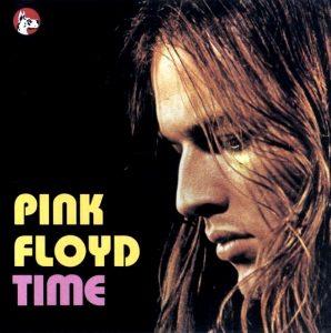 La copertina di un bootleg di inizio anni '70 dedicato a Time e alle altre canzoni di The Dark Side of the Moon