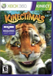 Kinectimals, uno dei più bei giochi dell'Xbox 360 per bambini