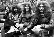I giovani Black Sabbath, uno dei gruppi anni '70 più famosi