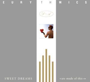 Sweet Dreams (Are Made of This) degli Eurythmics, uno dei più celebri esempi della musica da discoteca anni '80