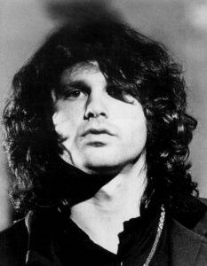 Jim Morrison dei Doors, uno dei più famosi musicisti morti a 27 anni