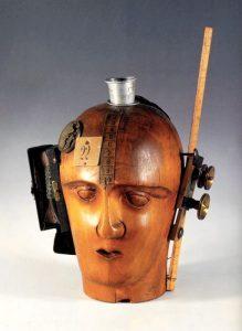 La testa meccanica di Hausmann
