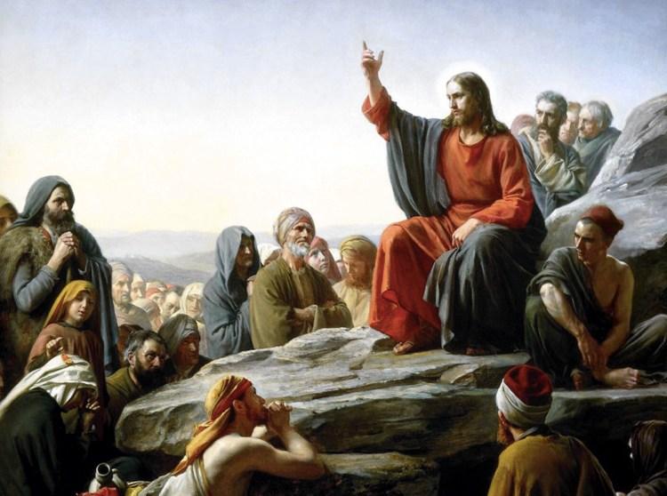 Alla scoperta delle più importanti parabole di Gesù accompagnati da questo bel quadro di Carl Bloch