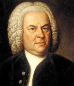Johann Sebastian Bach in un celebre ritratto