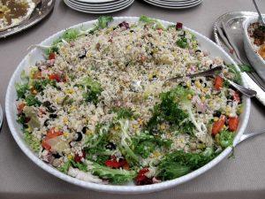 L'insalata di riso, ideale anche per i buffet (foto di Paolo S. via Flickr)