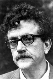 Kurt Vonnegut, uno dei più letti autori degli anni '60
