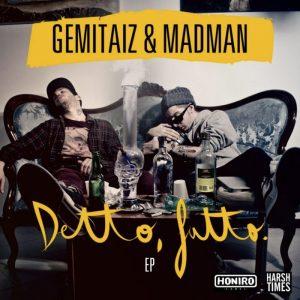 Detto, fatto, l'EP di Gemitaiz e Madman che contiene Baci al cianuro