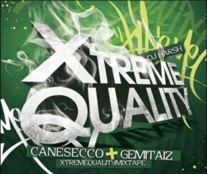 Xtreme Quality, il disco in cui era contenuta Canzone triste