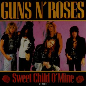Sweet Child O' Mine dei Guns N' Roses