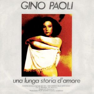 Una lunga storia d'amore di Gino Paoli
