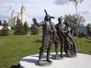 Joseph Smith, gli indiani d'America e le credenze dei mormoni