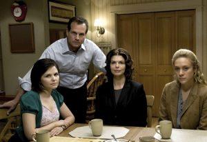 Il cast di Big Love, serie su una famiglia poligama