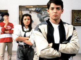 Ferris Bueller e i suoi amici, protagonisti di uno dei più famosi film divertenti per ragazzi