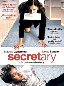 Secretary, con Maggie Gyllenhaal e James Spader