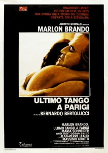 Ultimo tango a Parigi di Bernardo Bertolucci
