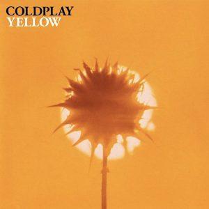Yellow, primo grande successo dei Coldplay