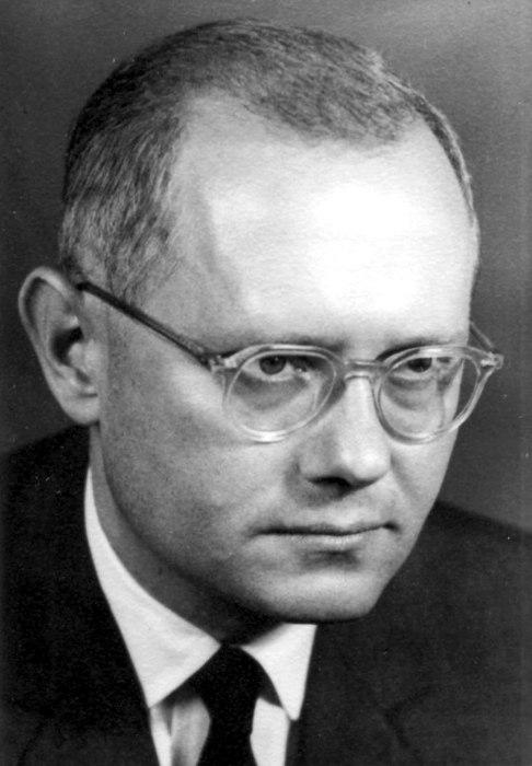 Il sociologo austro-tedesco Helmut Schoeck
