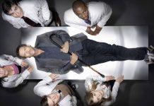 Il Dr. House e il suo staff, protagonisti di una delle più amate serie TV ambientate in ospedale