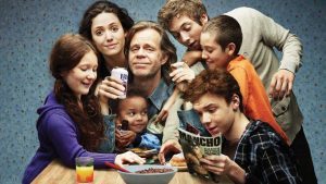 Il cast di Shameless