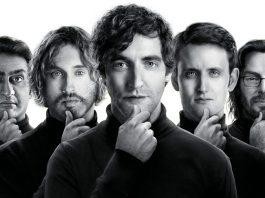 Il cast di Silicon Valley – una delle più interessanti serie TV divertenti degli ultimi anni – che imita Steve Jobs