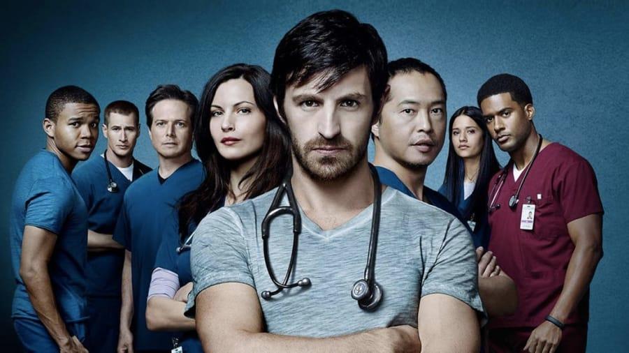 Il cast di The Night Shift