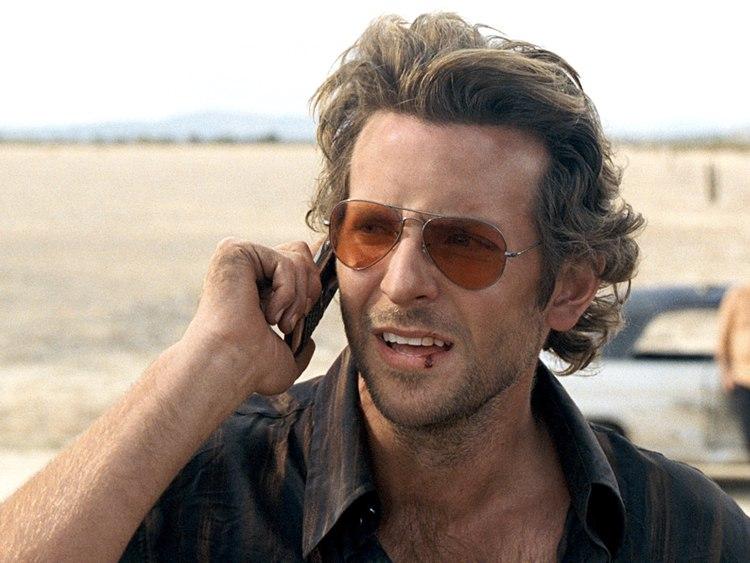 Bradley Cooper in Una notte da leoni