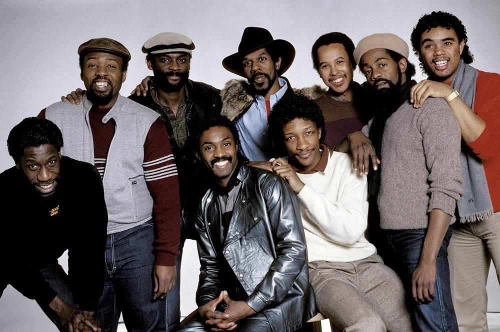 I Kool & the Gang all'inizio degli anni '80