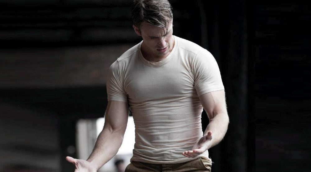 Chris Evans e il suo fisico