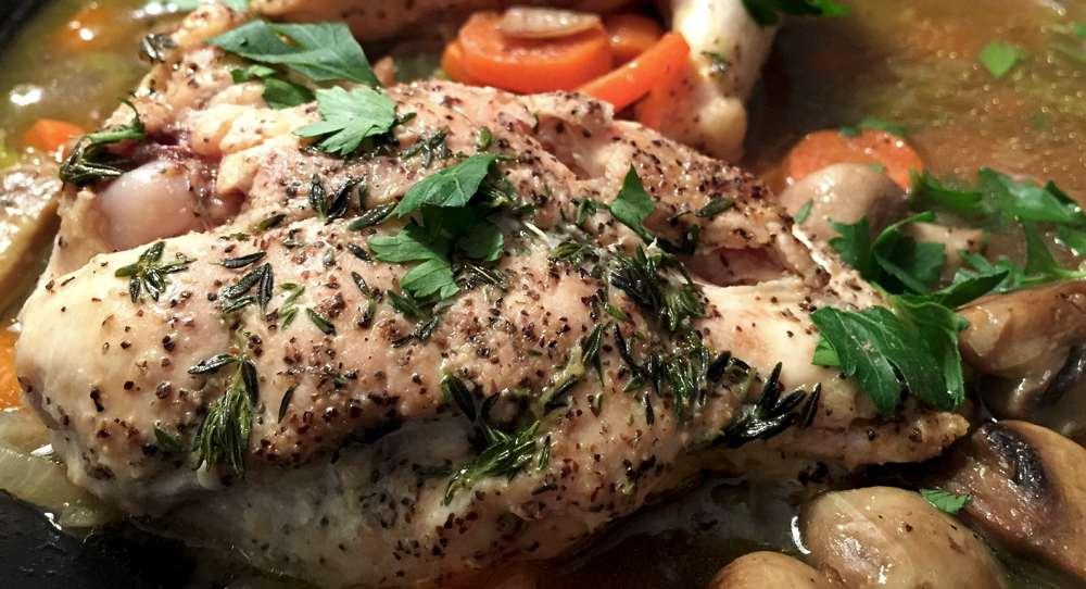 Tanto, tanto pollo nella dieta di Chris Evans