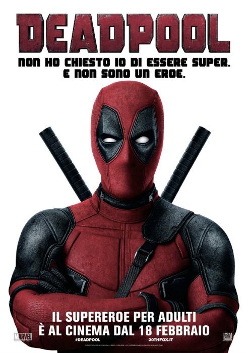 Deadpool, protagonista di uno dei più amati film sui supereroi Marvel
