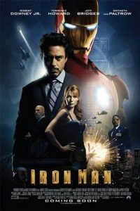 Il primo film di Iron Man