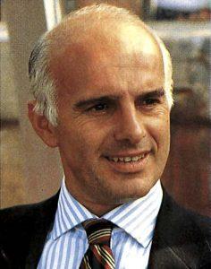 Arrigo Sacchi a fine anni '80